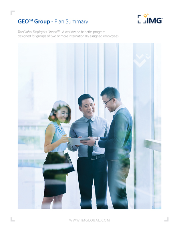 The Global Employer's Option - GEO Group