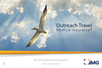 Outreach Group Travel Medical Insurance brochure