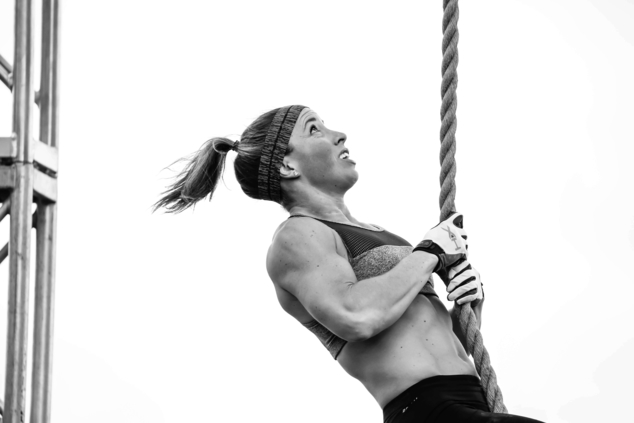 Shannon competes at Wodapalooza in January 2017 in Miami, Florida.