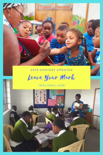 2019 Leave Your Mark Update Pinterest