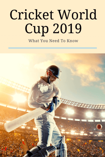 Cricket World Cup - Pinterest