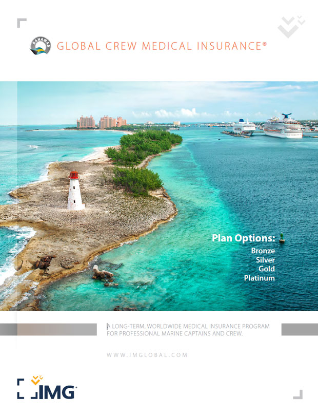 Global Crew Medical Insurance Brochure - Bahamas