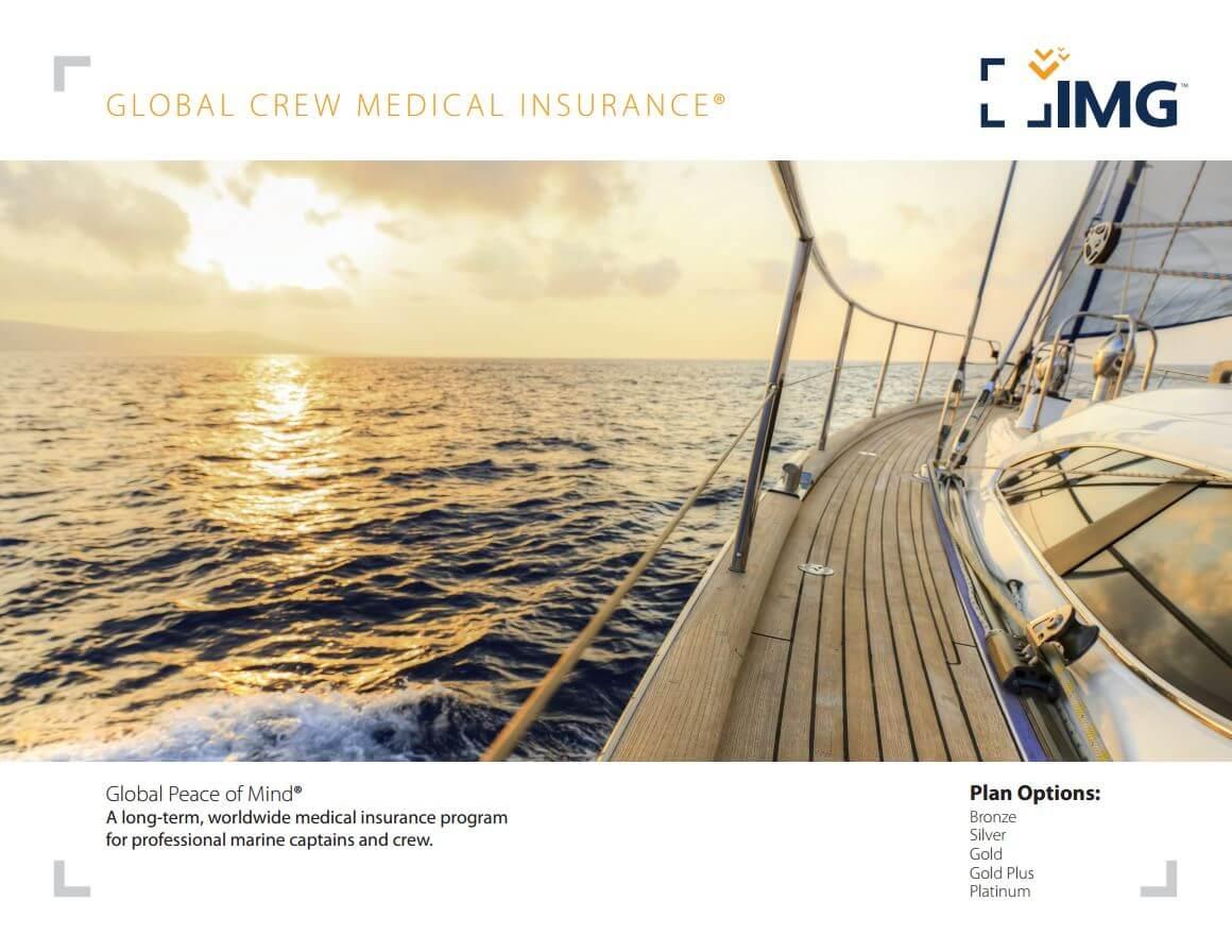 Global Crew Medical Insurance