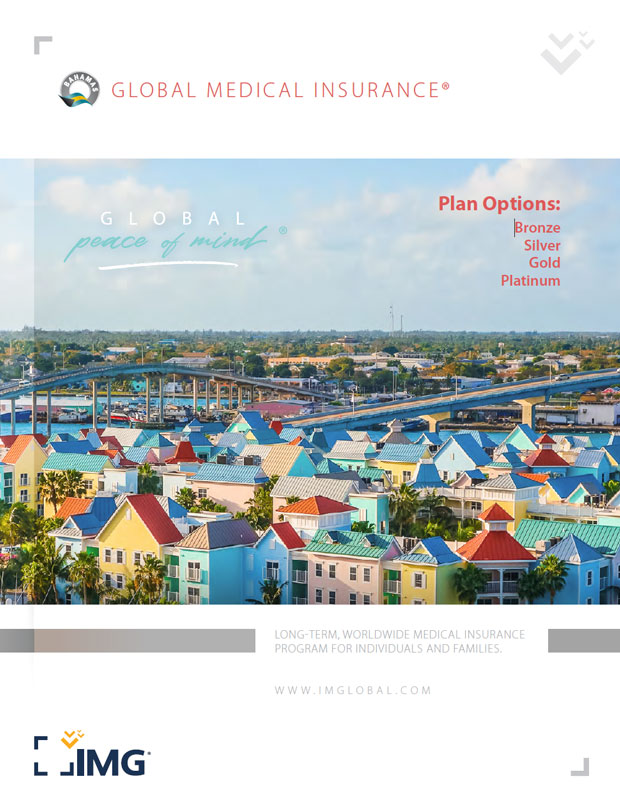 Global Medical insurance Brochure - Bahamas