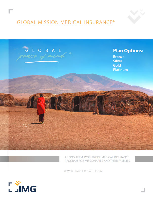 Global Mission Medical Insurance Brochure