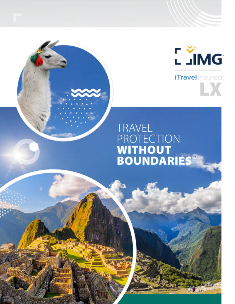 iTravelInsured LX Brochure