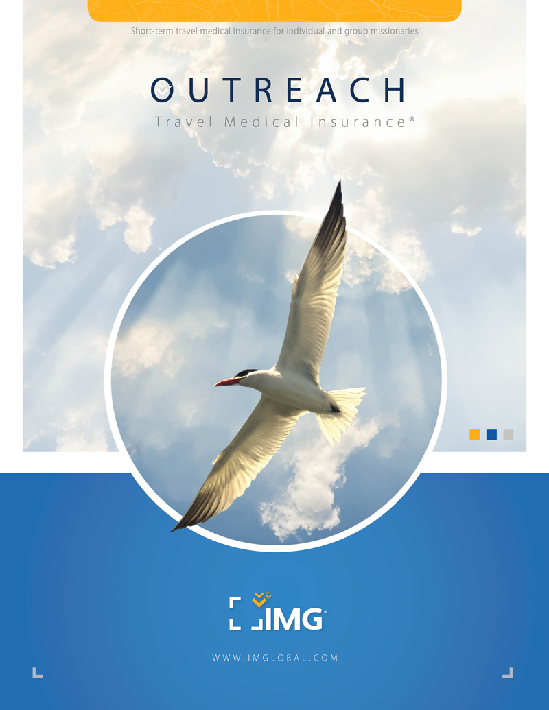 Outreach Travel Medical Insurance Brochure & Application