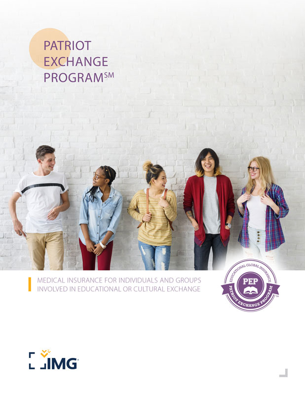 Patriot Exchange Program Brochure - Chinese