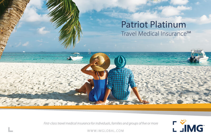 Patriot Platinum Travel Medical Insurance Brochure & Application