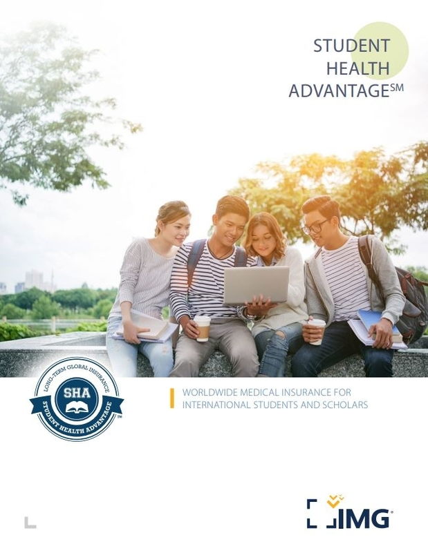 Student Health Advantage Brochure - Chinese