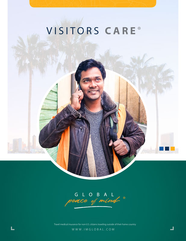 Visitors Care Brochure & Application